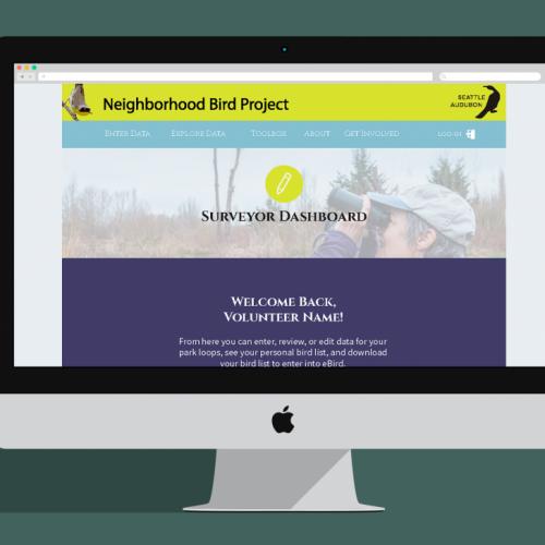 Neighbordhood Bird Project