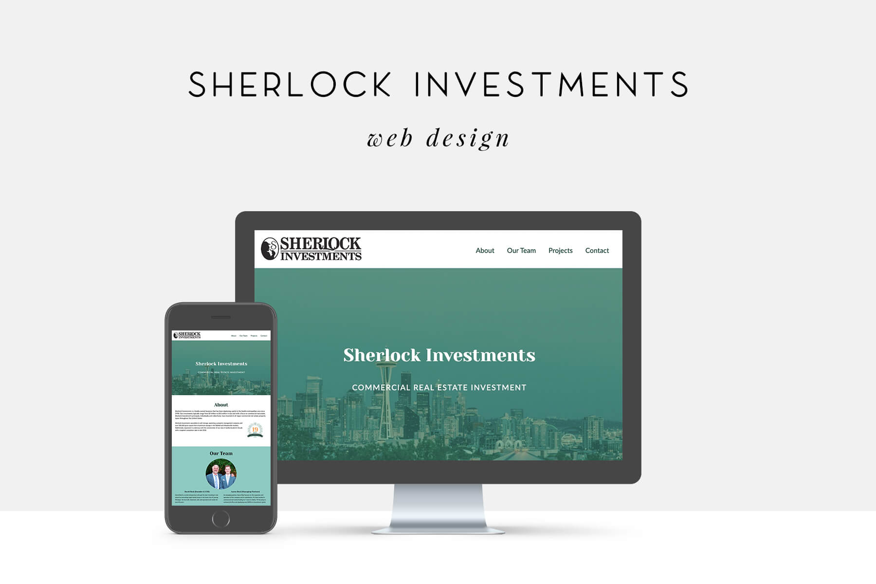 NS-Design-Sherlock Investments-Responsive-Web-Design