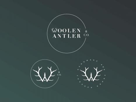 Woolen-Antler-Brand-Logo-and-Marks