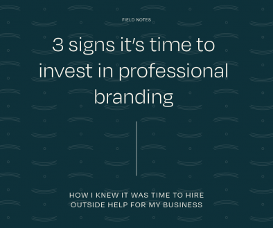 3-signs-its-time-to-invest-in-professional-branding-field-note-cover-nadia-soucek-design
